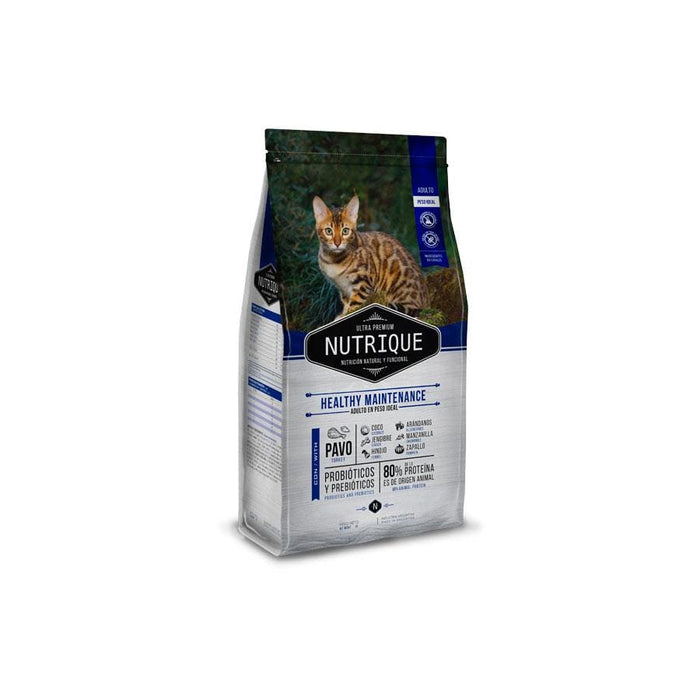 Comida para gatos Nutrique Healthy Maintenance