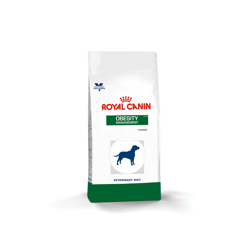 Royal Canin Veterinary Diet Obesity - Clínica Veterinaria Chicureo