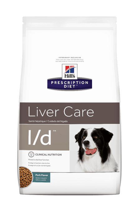 Hills Prescription Diet L/D - Clínica Veterinaria Chicureo