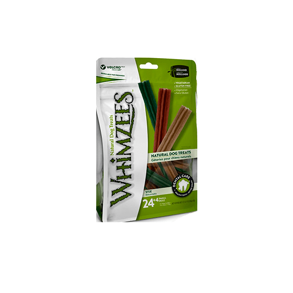 Whimzees premios para perro Bag Value Toothbrush XS (48 unidades)