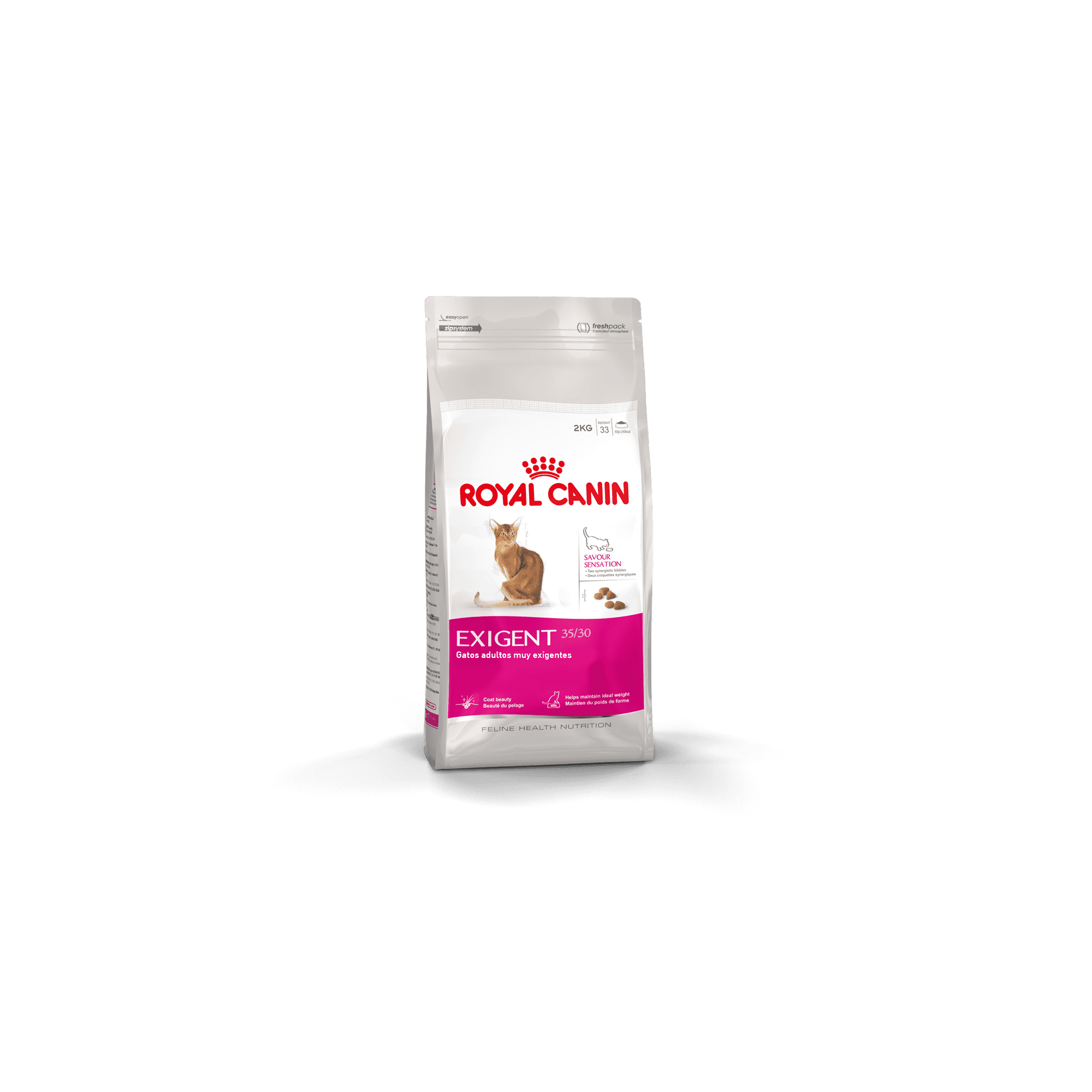 Royal Canin Exigent 2Kg - Clínica Veterinaria Chicureo