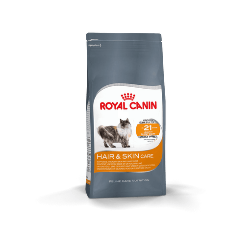 Royal Canin Hair & Skin Care - Clínica Veterinaria Chicureo
