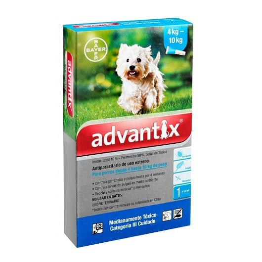 Pipeta Advantix 4-10Kg