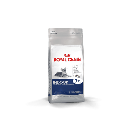 Royal Canin Indoor 7+ 2Kg - Clínica Veterinaria Chicureo