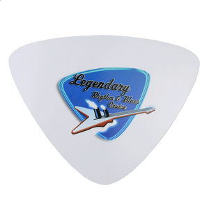 Legendary Logo Autograph Guitar Pick