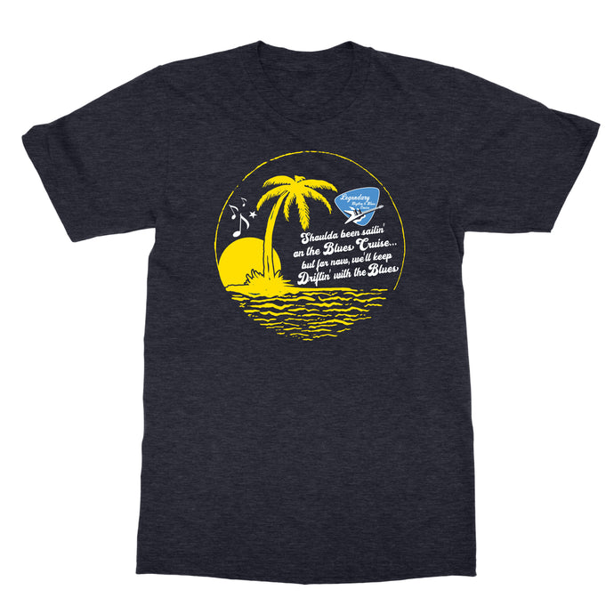 """Driftin' with the Blues"" T-Shirt"