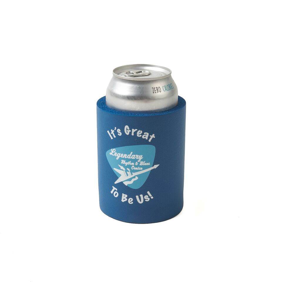 It's Great To Be Us Koozie (Set of 4)