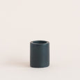 Mini Concrete Planter in Black