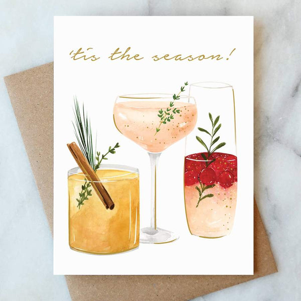 'Tis The Season Card