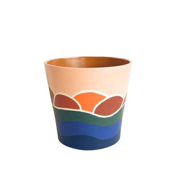 Sunset Planter