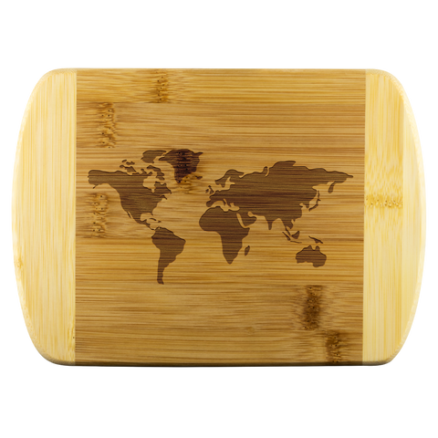 World Cutting Board