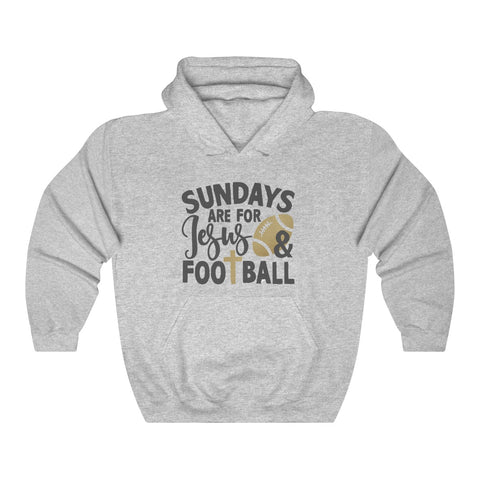 Sundays 4 Jesus & Football Sweatshirt