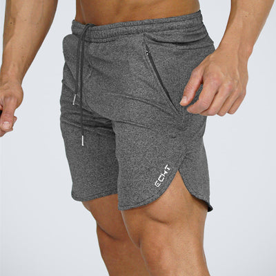 Men Cotton Shorts - Premium Quality - Gym Music