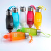 650ml Water Bottle H20 - Gym Music