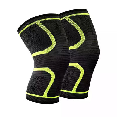 Knee Support Braces 1Pcs - Gym Music