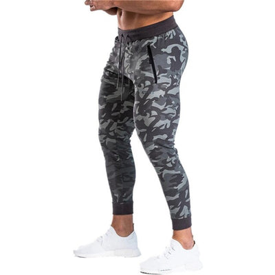 New Camo Gym Pants - Gym Music