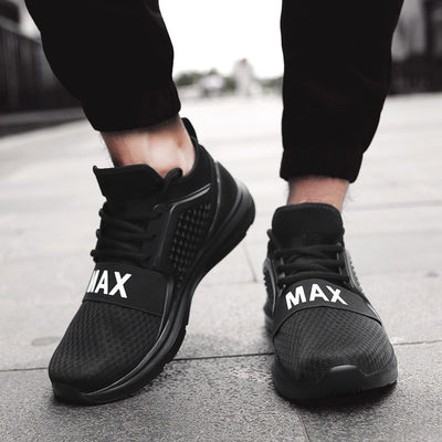 Breathable Running Shoes - Gym Music