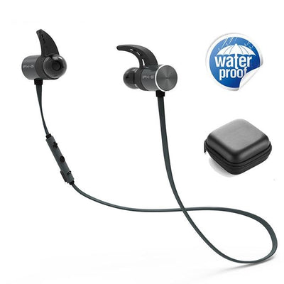 Wireless Headphone Bluetooth IPX5 Waterproof - Gym Music