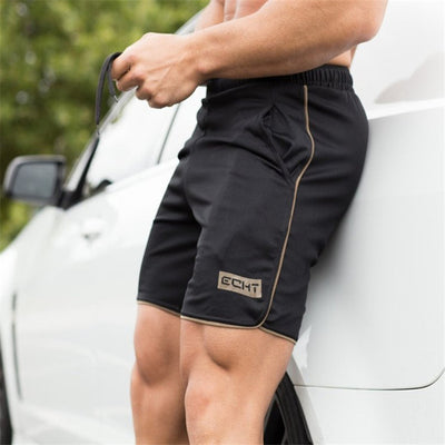 Men's Casual Summer Shorts - Premium Quality - Gym Music