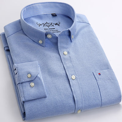 GM Oxford Dress Shirt