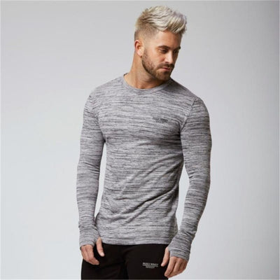 GM Gym Long Sleeve T-Shirt