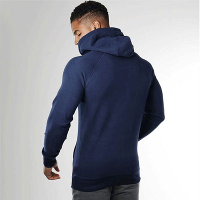 GM Alpha Hoodie - Premium Quality - Gym Music