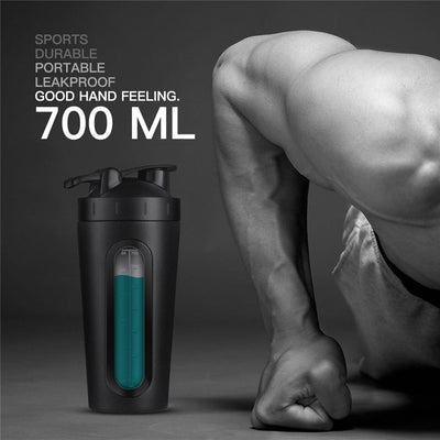 GM Stainless Steel Protein Shaker