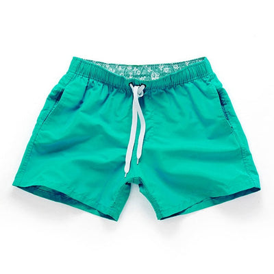 Simple Swimming Shorts - Gym Music