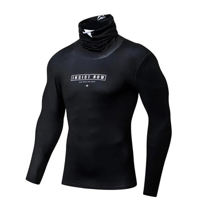 Motivational Compression Long Sleeves - Gym Music
