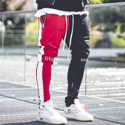 GM Two Toned Joggers - Gym Music