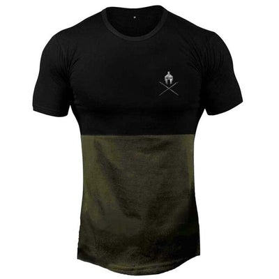 GM Xtreme Two Toned T-Shirt - Gym Music
