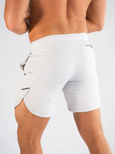 Breathable Gym Shorts - Gym Music
