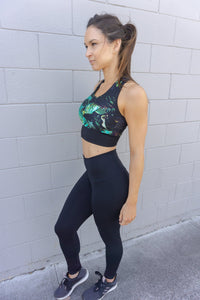 BLACK EVERYDAY LEGGINGS
