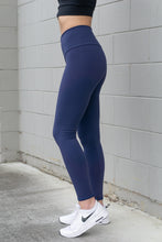 Load image into Gallery viewer, NAVY BLUE EVERYDAY LEGGINGS
