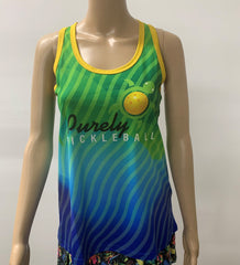 Purely Pickleball Tank Top Women
