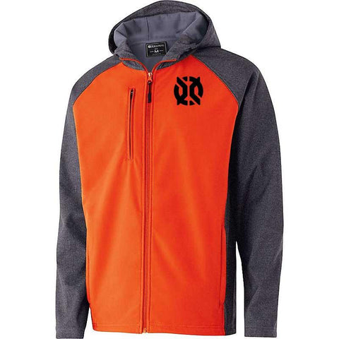 Raider LC Softshell - Orange
