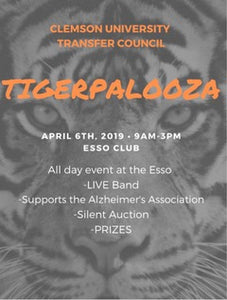 Tigerpalooza is coming