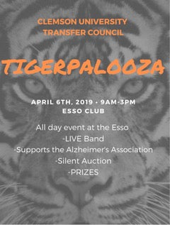 Tigerpalooza The Esso Club