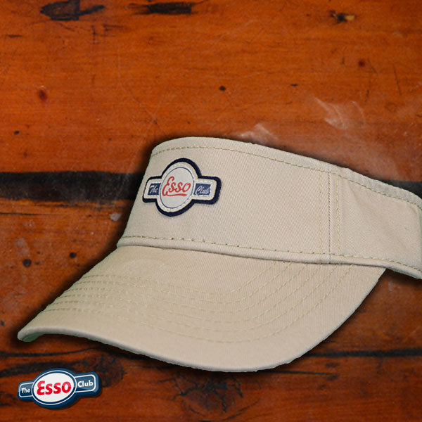 The Esso Club Logo Visor