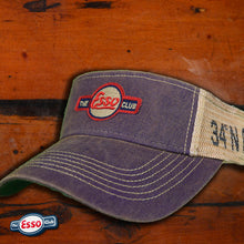 The Esso Club Trucker Visor
