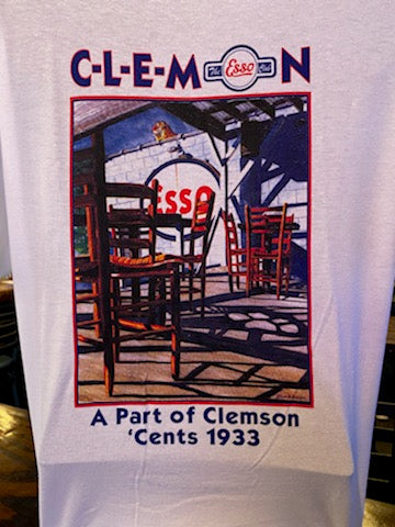 The Esso Club Porch T-Shirt