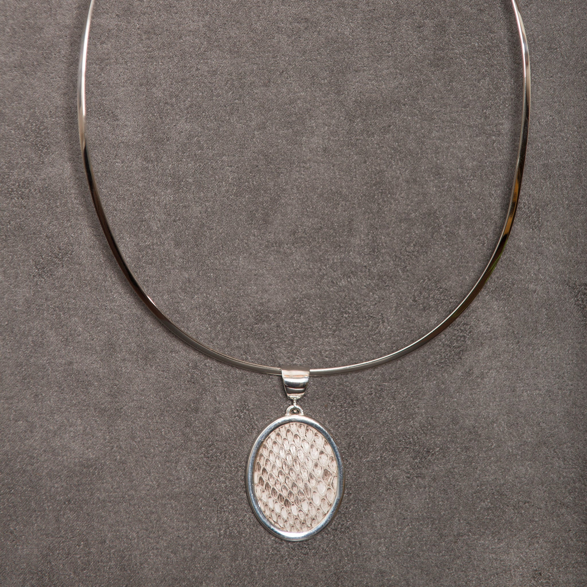 The Florida Python Pendant