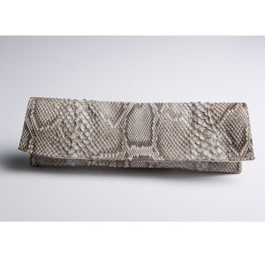 """Forever You"" Silk Clutch"