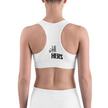 Load image into Gallery viewer, Widow Strong Sports bra + Still Hers
