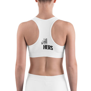 Widow Strong Sports bra + Still Hers