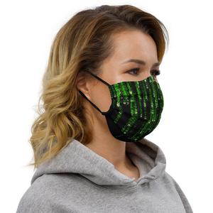 Into the M8rix Facemask