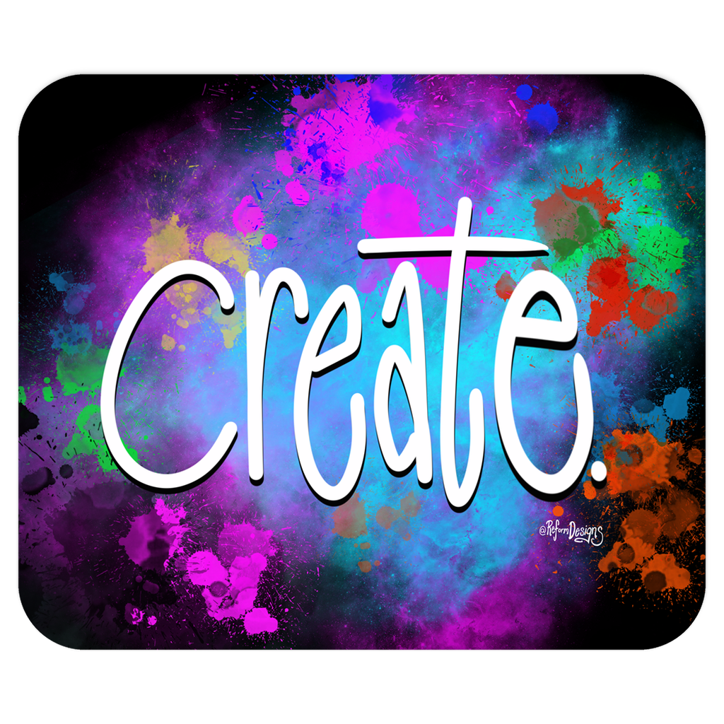 Create - Mousepads