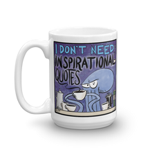 I Need Coffee - Espresso Yourself Coffee Mug 15oz
