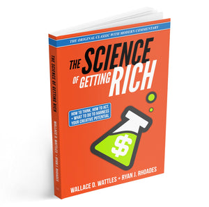 The Science of Getting Rich: How to Manifest & Monetize Your Ideas