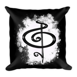 Looking for Treble - Throw Pillow